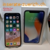 Apple iPhone X 256GB is €450 Euro - Silver, Space Grey Unloc